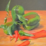 Capsicums and Chillies
